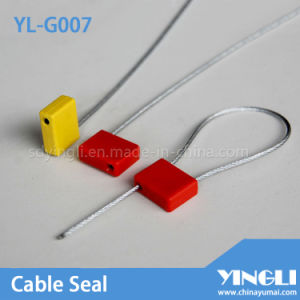 Laser Printed Plastic Cable Seal (YL-G007) pictures & photos