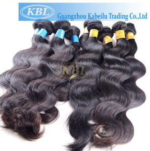 Beauty Remy Brazilian Hair Weaving (KBL-BH-SW) pictures & photos