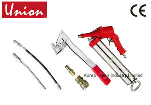 400cc Dual Purpose Hand and Air Grease Gun pictures & photos
