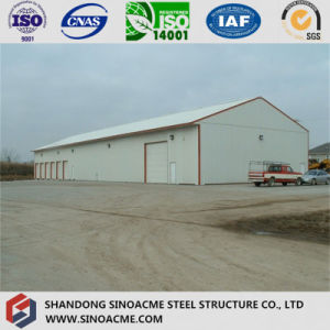 Modern Steel Structure Warehouse in South Africa pictures & photos