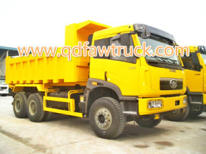 Hot Sale FAW Heavy Duty Sand Dumpping Truck pictures & photos