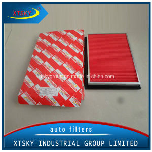 Xtsky Auto Part High Quality Auto Air Filter (OEM NO.: 16546-73C10) pictures & photos