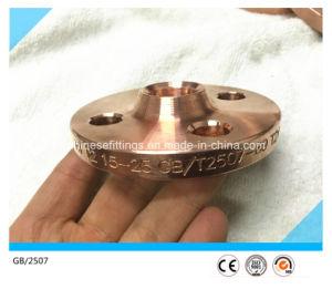 GB/T2507 Welding Neck Copper Nickel Flange pictures & photos