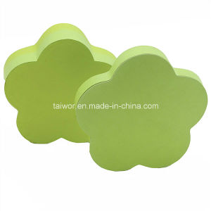 Flower Shaped Packing Gift Paper Costomize Box (GB150202006)