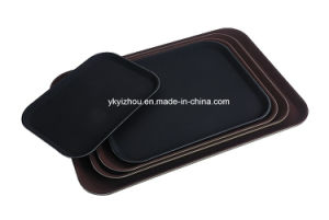 Non Slip Food Serving Tray for Hotel pictures & photos