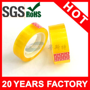 Office Yellowish Stationery Tape (YST-ST-007) pictures & photos