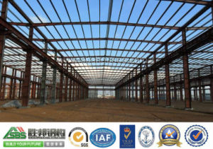 Prefab Steel Structural Professional Designed Workshop Housing pictures & photos