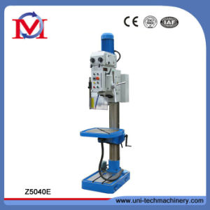Round Column Vertical Drilling Machine (Z5040E) pictures & photos