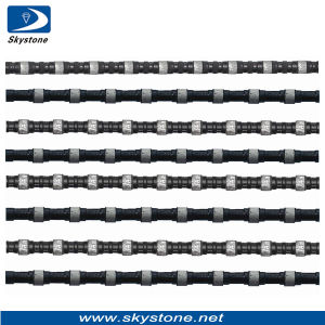 Wire Saw for Masonry Structure Cutting, Skystone Diamond Wire pictures & photos