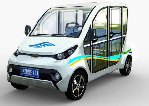 4 Seater Household Electric Buggy pictures & photos
