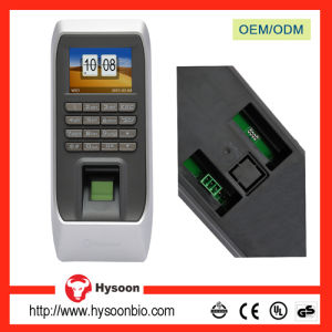 Hysoon Brand Modern Fingerprint Biometric Time Attendance with Backup Battery C628