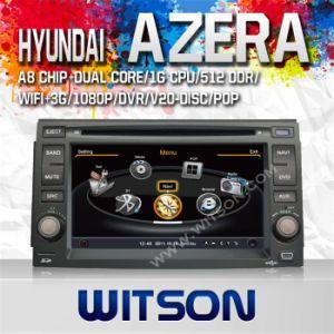 Witson Car Radio with GPS for Hyundai Azera, Grandeur (2005-2011) pictures & photos