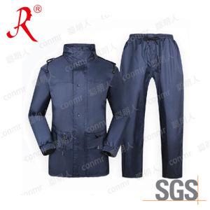 Latest Cheap Hot Sale Rainsuit, Raincoat, Workwear (QF-769) pictures & photos