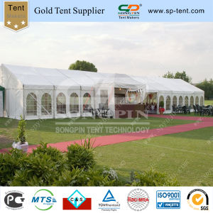 Clear Span Marquee Tents 20X30m for Wedding Party 400 People Seated pictures & photos