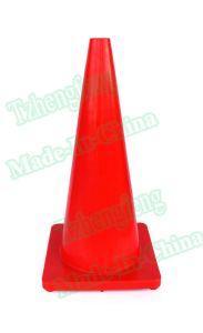 """28"""" High Orange PVC Saftey Traffic Cones"""