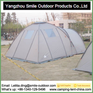 Wholesaler Design Market Outdoor Entertainment 2 Room Sleeping Tent pictures & photos