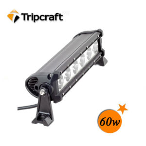 "14.5"" 60W Car LED Light Bar/ LED Driving Light/ LED off Road Light Bar"