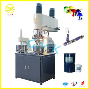 5L Mixer Household Silicone Sealant Double Planetary Power Mixing Machine pictures & photos