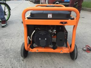2kw Portable Gasoline Generator Set for Home Standby with Ce/Saso/CIQ/ISO/Soncap pictures & photos