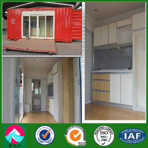 Austrilia, Newzeland 20ft Modified Shipping Container House for Living (XGZ-CH018) pictures & photos