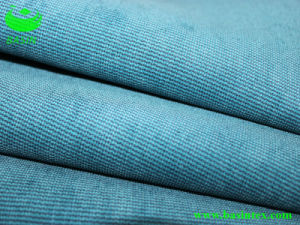 Hot Two-Tone Sofa Furnishing Polyester Fabric (BS2204) pictures & photos