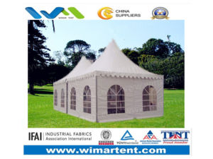 Easy up Advertising Exhibition Aluminum PVC Pagoda pictures & photos