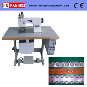 Ultrasonic Sewing Machine for Lace Table Cloth