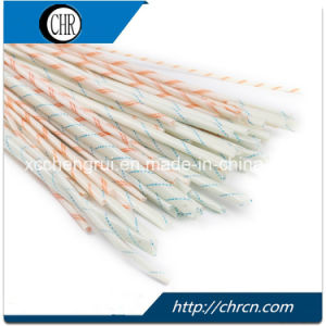 Hot Electrical Insulation Materials 2715 PVC Fiberglass Sleeving pictures & photos