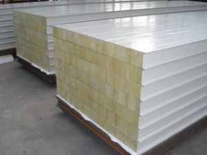 Cheap and Heat Insulation Sandwich Panel for Building and Room