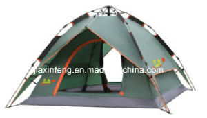 3-4 Person Automatic Outdoor Tent, Hot Camping Equipment pictures & photos