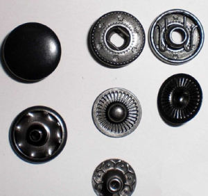 Alloy Prong Jeans Button for Garment pictures & photos