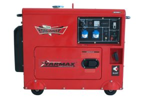 Yarmax 5kVA Home Use Air Cooled Diesel Generator pictures & photos