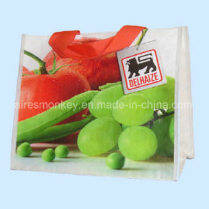 Customized Laminated PP Woven Bag for Shopping pictures & photos