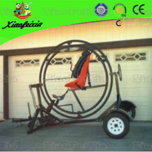 Hot Sell Movable Single Human Gyroscope (LG103) pictures & photos