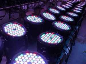 3W 54 PCS LED Spot Stage Wash PAR Can PAR Light pictures & photos