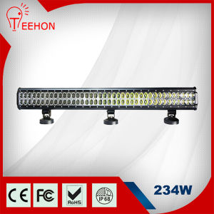 "Double Row 36"" CREE 234W LED Car Light Bar pictures & photos"