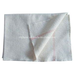 Good Quality Cotton Floor Cleaning Cloth Wiper pictures & photos
