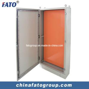Metal Floor Standing Cabinet 9 Folded IP65 pictures & photos