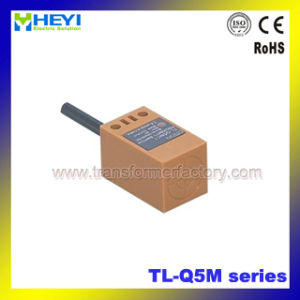 (TL-Q5M series) 17*17*28 (mm) Square Type Inductive Proximity Sensor with CE pictures & photos