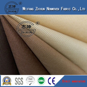 Anti-Static 100% PP Polypropylene Non Woven Fabric for Shopping Bag pictures & photos