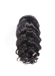 "Natural Color Body Wave Peruvian Virgin Human Hair12"" pictures & photos"