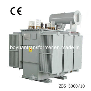 Three Phase Silicon Carbide Graphite Furnace Rectifier Transformer (ZBS-3000/10) pictures & photos
