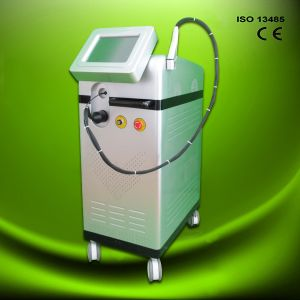 1064 Ng YAG Long Pulse Laser Hair Removal Beauty Equipment