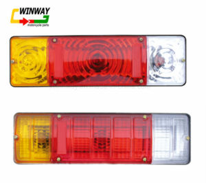 Ww-7193, Motorcycle Rear Lamp, Tail Lamp, pictures & photos