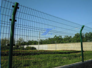 Garden Wire Mesh Fencing with Round Post (TS-L04) pictures & photos