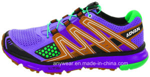 Women Gym Sports Footwear Athletic Shoes Sneakers (515-3517) pictures & photos