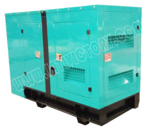 40kVA Cummins Super Silent Enclosed Generator with CE Approval pictures & photos