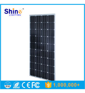 150W Monocrystalline Solar Panel with TUV&Ce Certificate pictures & photos