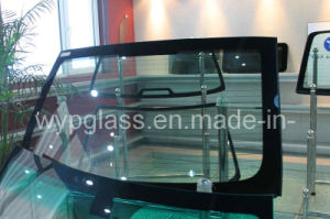 Auto Glass Tempered Backlight