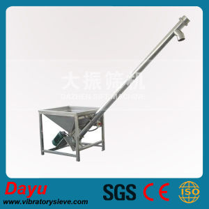 Dz Screw Conveyor for Fruit pictures & photos